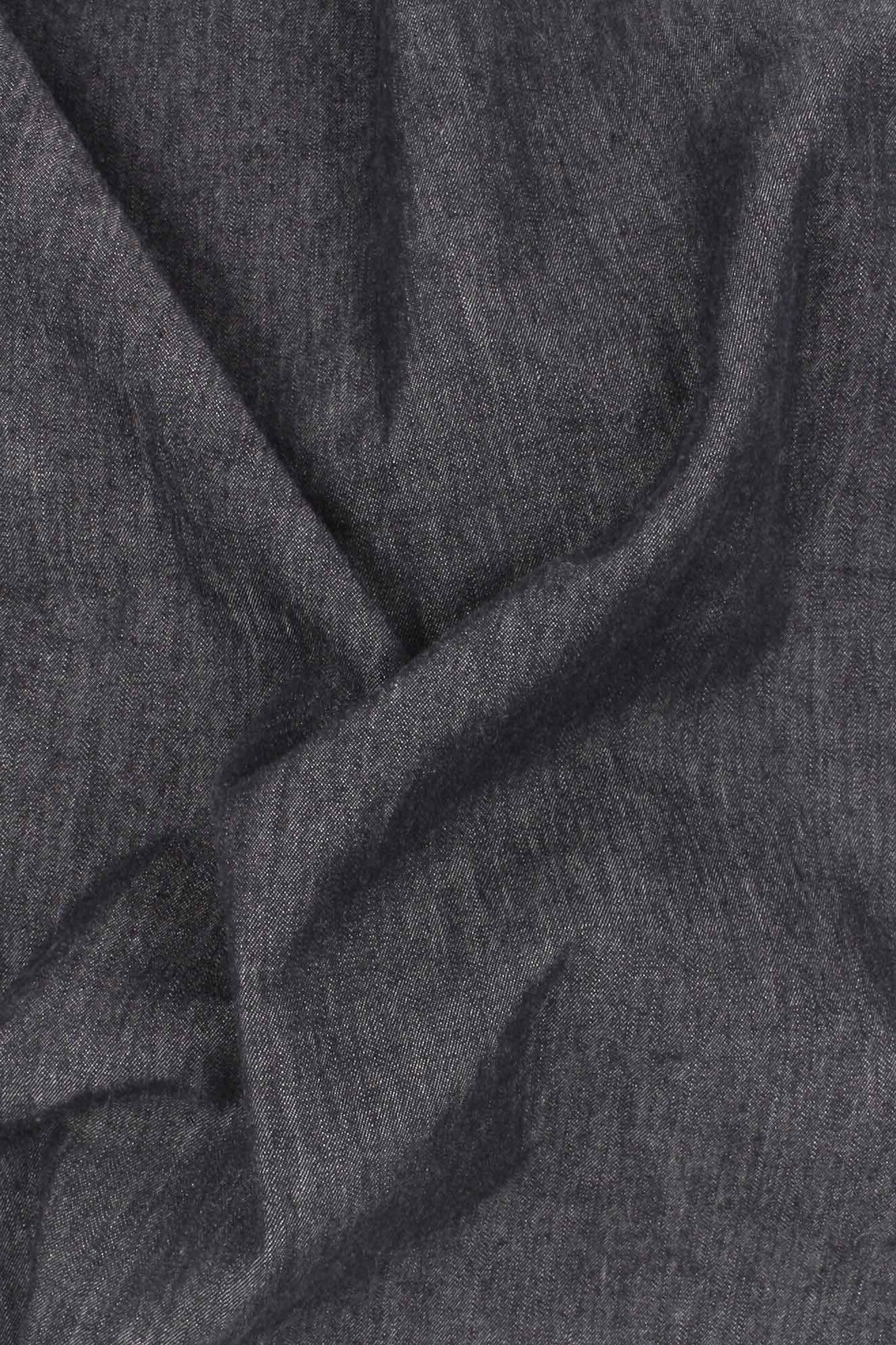 5 oz. Chambray Denim Black