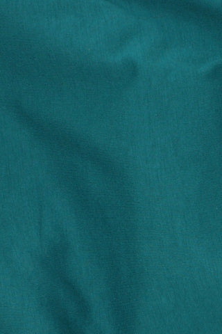 Organic Cotton Knit Teal