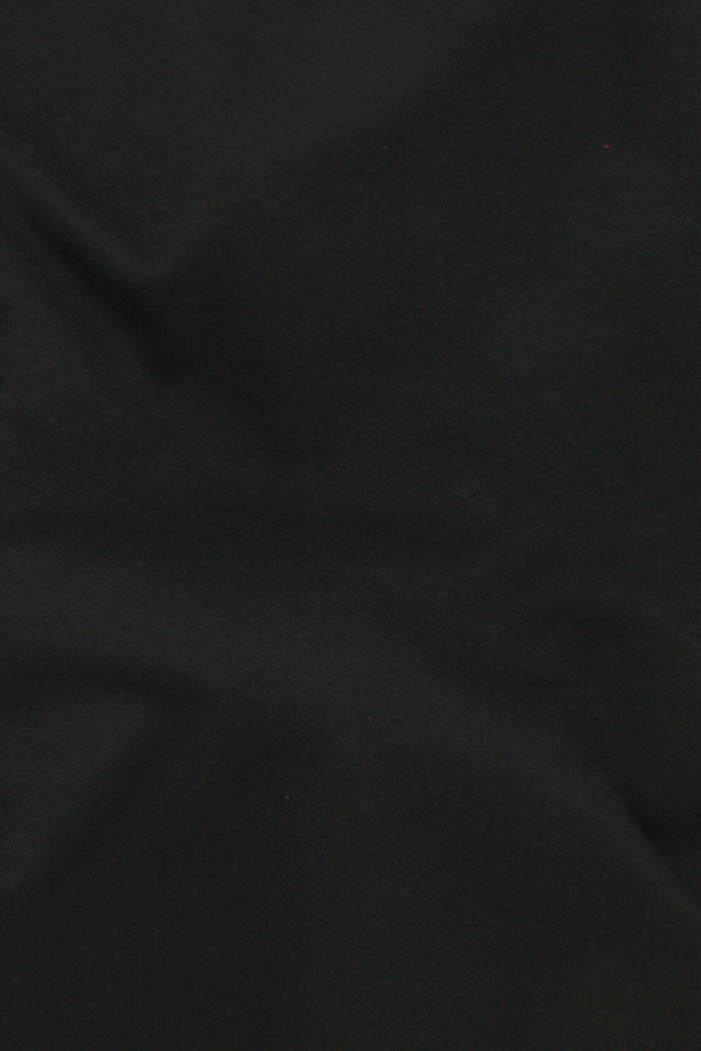 Organic Cotton Interlock Black