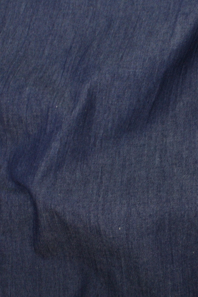 4.8 oz Denim Dark Blue