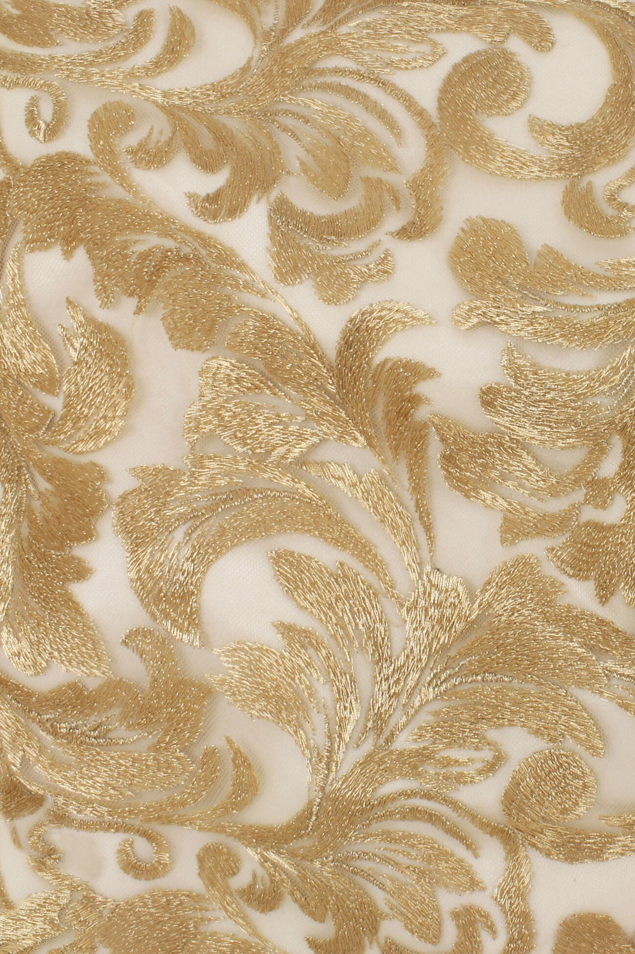 Damask Lace Gold