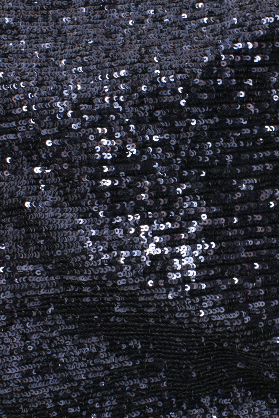 Raindrop Sequins Navy / Black