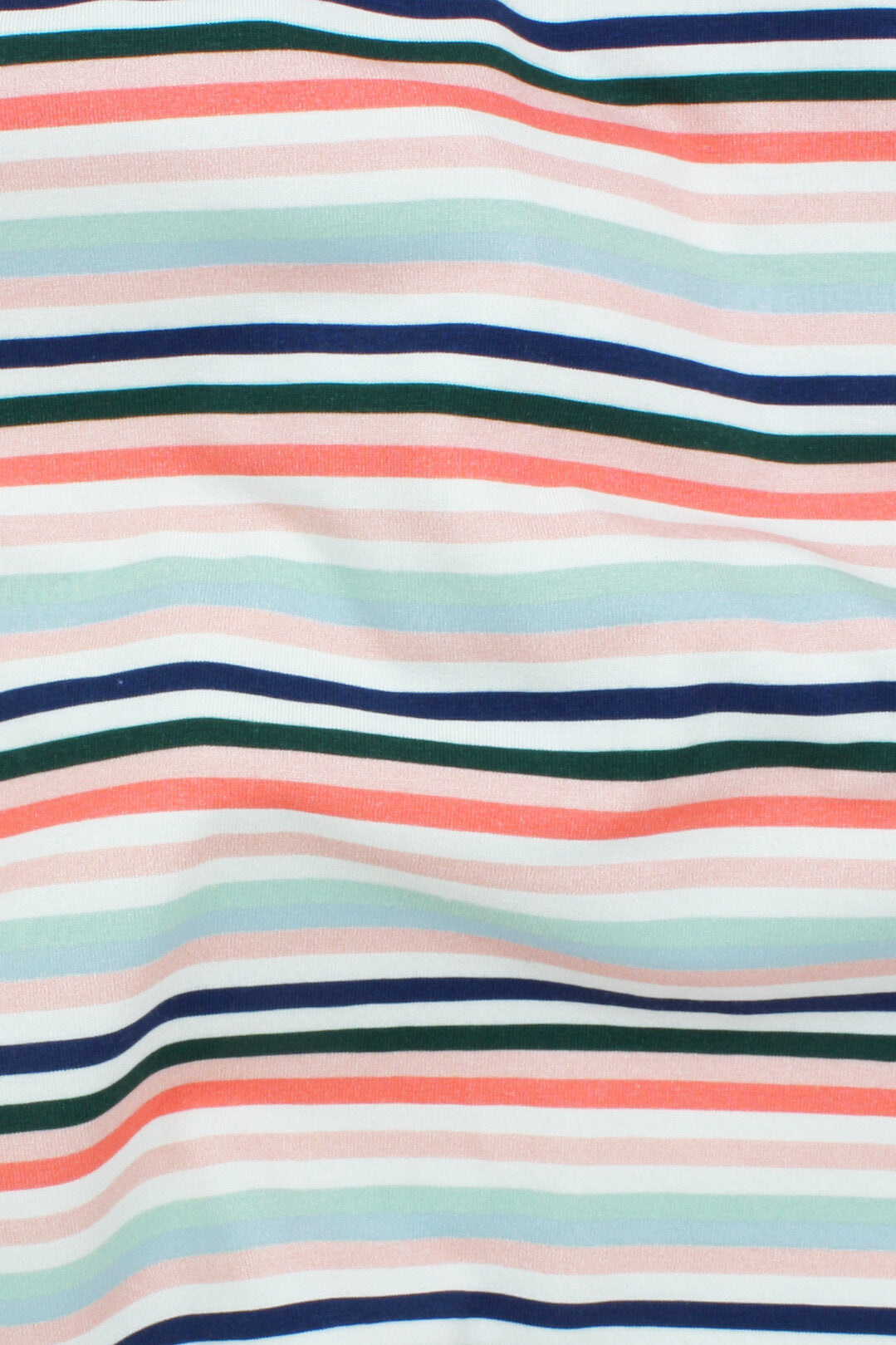 Perla Digital Stripe Coral / Pink