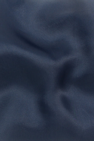 Satin Organza Navy