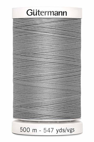 Gütermann Sew-All Thread 500m #102 Mist Grey