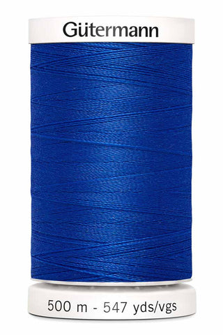 Gütermann Sew-All Thread 500m #251 Cobalt Blue
