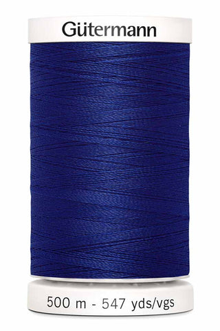 Gütermann Sew-All Thread 500m #260 Royal Blue