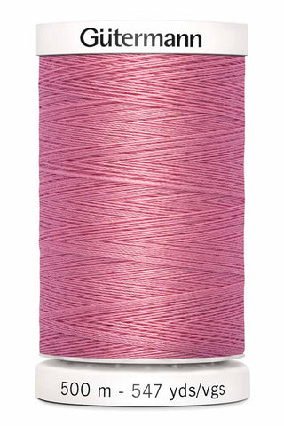 Gütermann Sew-All Thread 500m #321 Bubble Gum