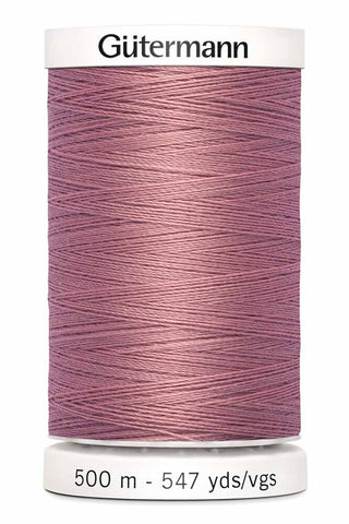 Gütermann Sew-All Thread 500m #323 Old Rose
