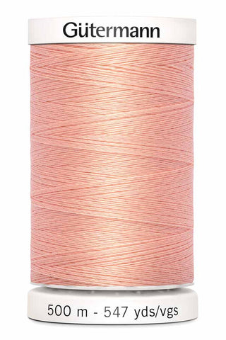 Gütermann Sew-All Thread 500m #370 Tea Rose