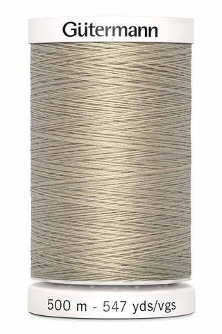 Gütermann Sew-All Thread 500m #506 Sand