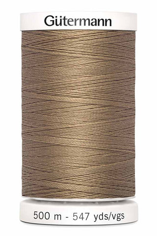 Gütermann Sew-All Thread 500m #536 Tan