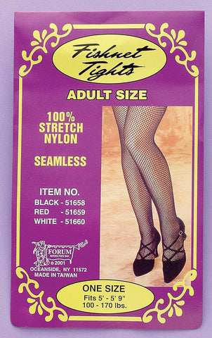 Fishnet Pantyhose Black