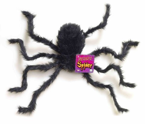 Scary Spider Small Black