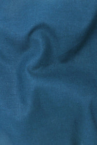 Roma Stretch Linen Teal