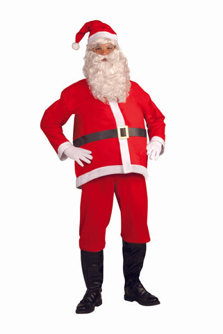 Santa Suit Adult - Ex. Large