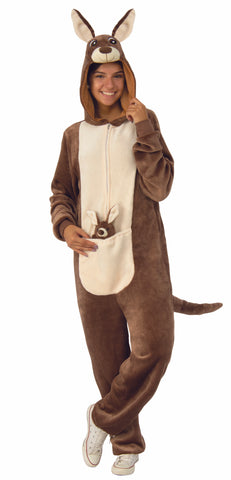 Kangaroo Onesie Adult - Small / Medium