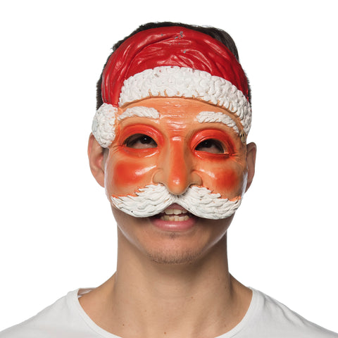 Supersoft Santa Claus Mask