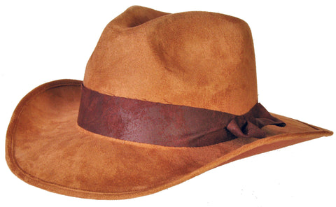Indy Fedora Brown