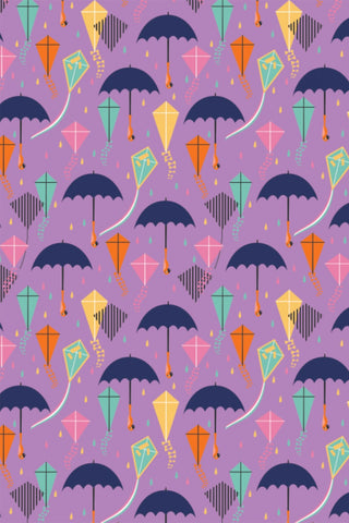 Disney Mary Poppins Touch The Sky Orchid / Multi