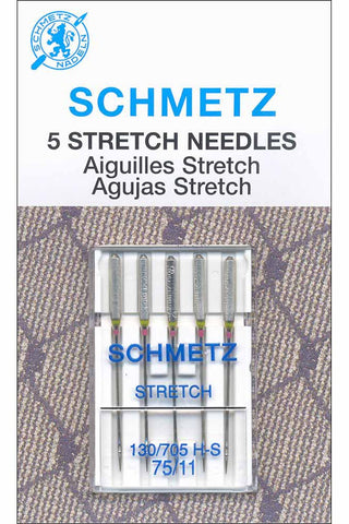 Schmetz Stretch Needles Size 75 (11)