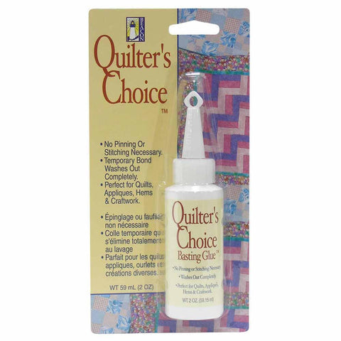 Quilter's Choice Basting Glue 2oz.
