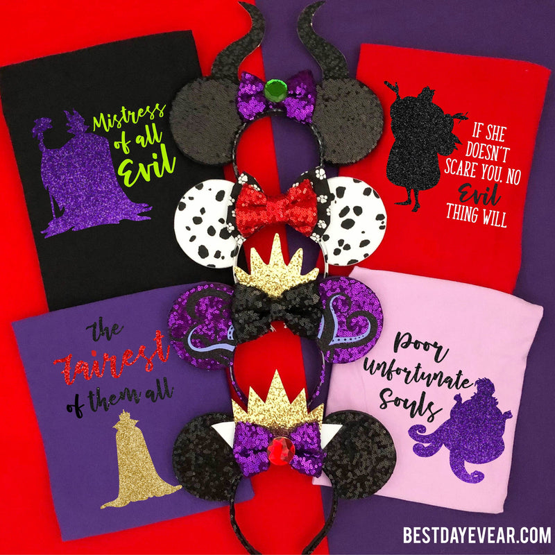 Villain Mouse Ears