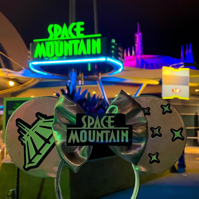 Ride collection- Space Mountain