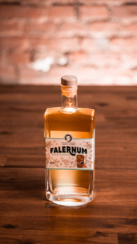 The Seventh Sense - Falernum 27,7% 0,5l