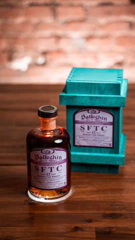 Edradour Ballechin Straight from the Cask Bordeaux Cask 2007/2019 58,5% 0,5l