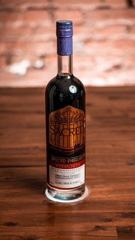 Sacred Spiced English Vermouth 0,75l 18%