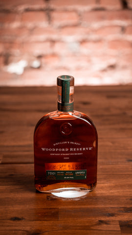 Woodford Reserve Distillers Select Rye 45,2% 0,7l