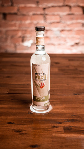 Koch Coyote Single Village Mezcal 0,7L