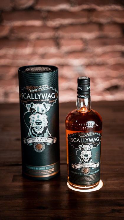 Scallywag Speyside Blended Malt Whisky 46% 0,7l
