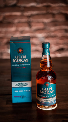 Glen Moray Port Cask Finish 0,7l