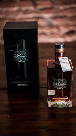 Banks Rum The Endeavour Limited Edition No.1 43% 0,7l
