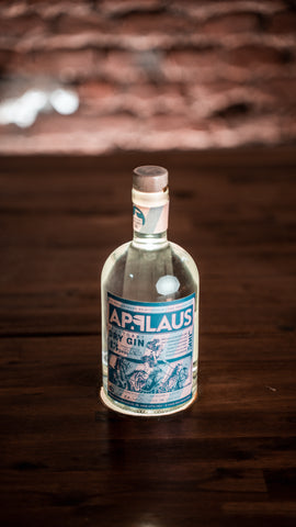 "Applaus Stuttgart Dry Gin ""Original"" 43% 0,5l"