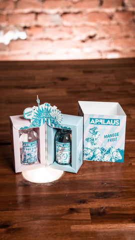 Applaus Stuttgart Dry Gin Love Box