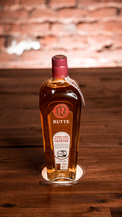 Rutte Barrel Aged Genever 38% 0,7l