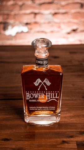 Bower Hill Barrel Reserve Bourbon 43% 0,7l