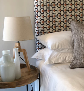 Coral Floating Headboard
