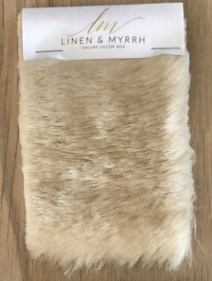 Fur Up Camel Sample
