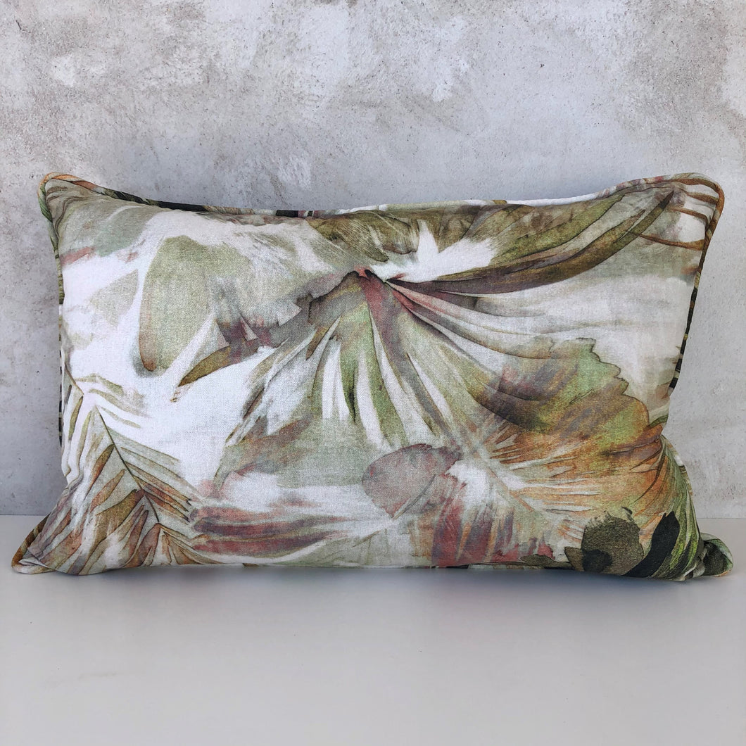 Kurrajong Soft Green Scatter Cushion