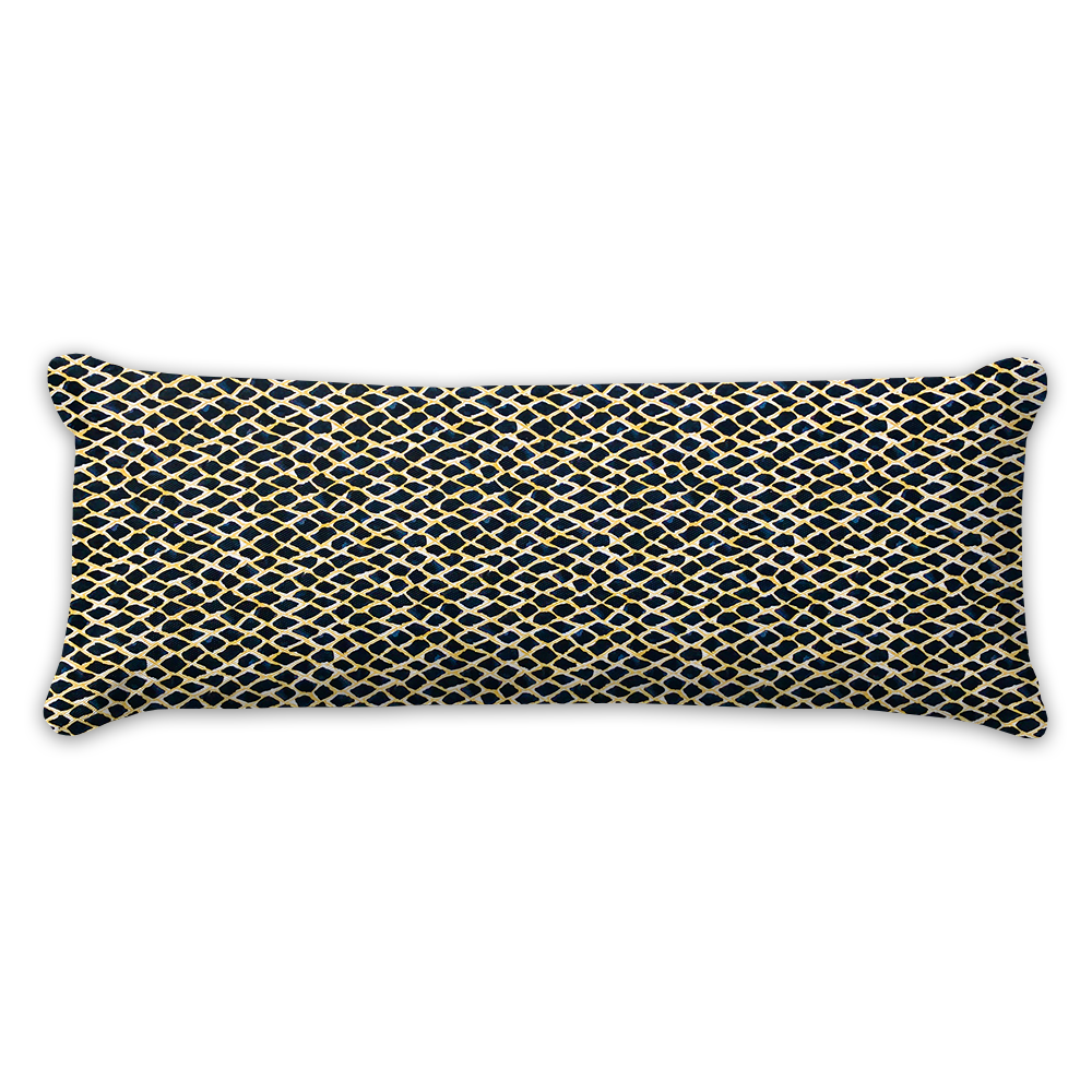 Ochre Honey Grande Scatter Cushion