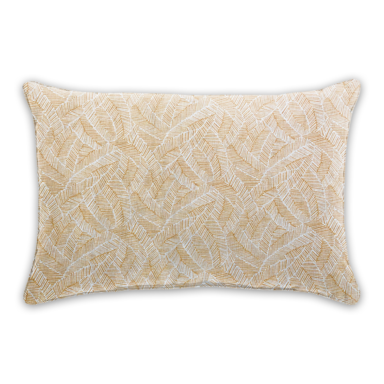 Palm Leaf Petite Scatter Cushion