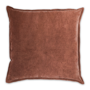 Autumn Velvet Forest Scatter Cushion