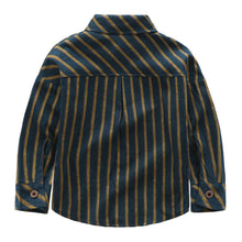 Load image into Gallery viewer, Boys striped shirts
