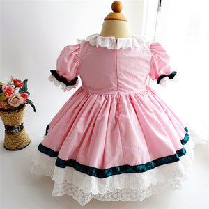 Girls Spanish Dress
