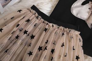 Tutu skirt and Tshirt set