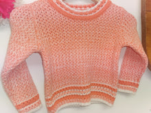 Load image into Gallery viewer, Knit baby set